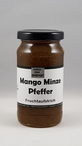 Mango Minze Pfeffer gross