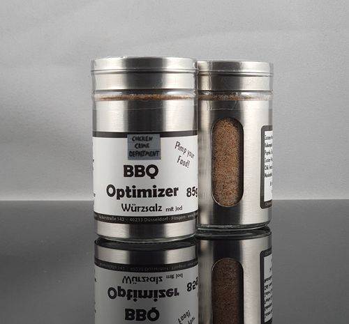 BBQ Optimizer  85g